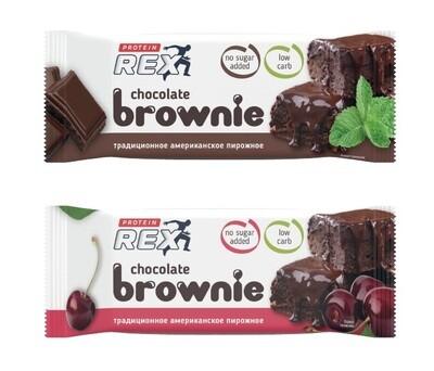 Брауни ProteinRex