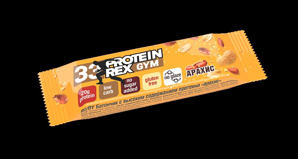 33% GYM ProteinRex