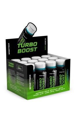 TURBO BOOST Sport Technology Nutrition