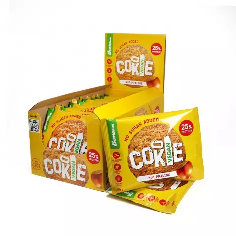 Vegan Cookie Bombbar