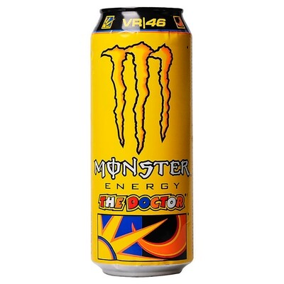 Energy The Doctor Black Monster