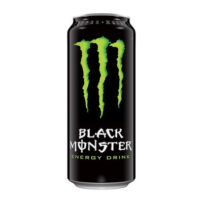 Energy Drink Black Monster