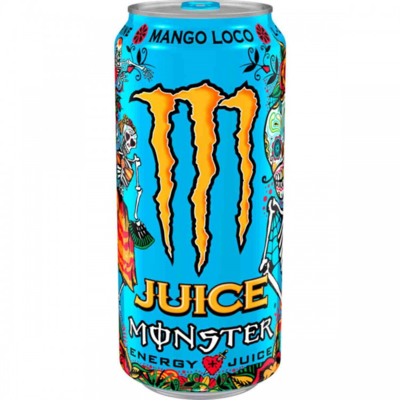 Energy Juice Black Monster