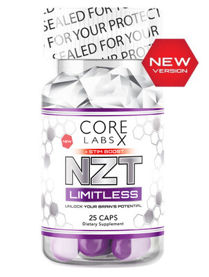 NZT Limitless Core Labs X