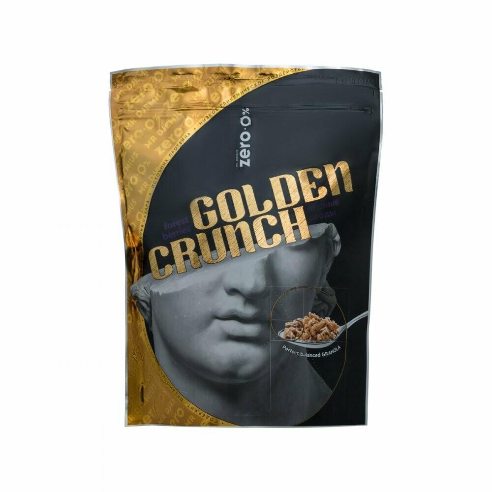 Гранола «Golden Crunch» Mr. Djemius ZERO