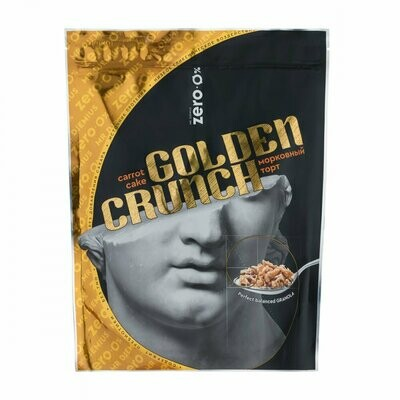 Гранола «Golden Crunch» Mr. Djemius ZERO