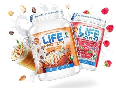 Life Protein Tree Of Live