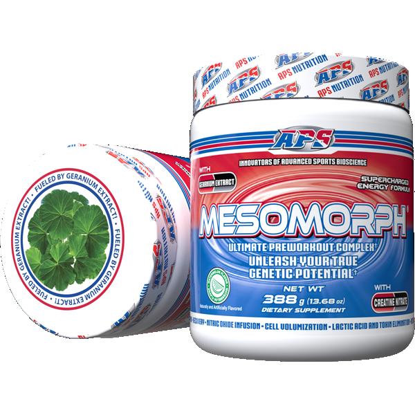 MESOMORPH v4 APS Nutrition