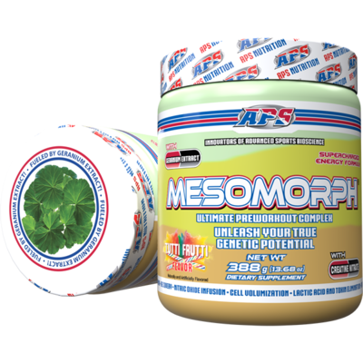 MESOMORPH v4 APS Nutrition