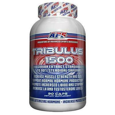 Tribulus 1500 APS Nutrition