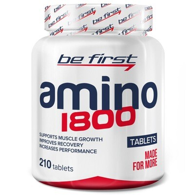 Amino 1800 Be First