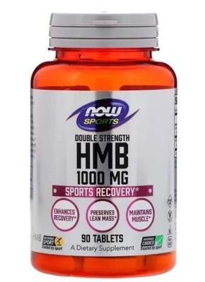 HMB 1000 mg Double Strength NOW
