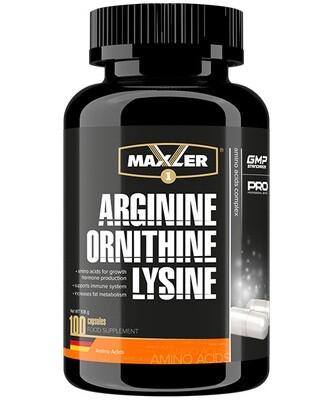 Arginine Ornithine Lysine Maxler