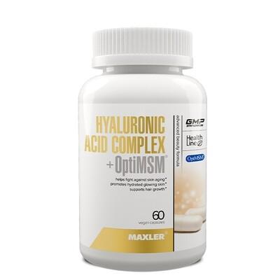 Hyaluronic Acid Complex + OptiMSM Maxler