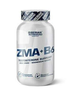 ZMA + B6 Siberian Nutrogunz