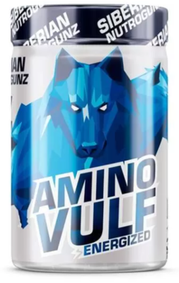 AminoVulf Energized Siberian Nutrogunz