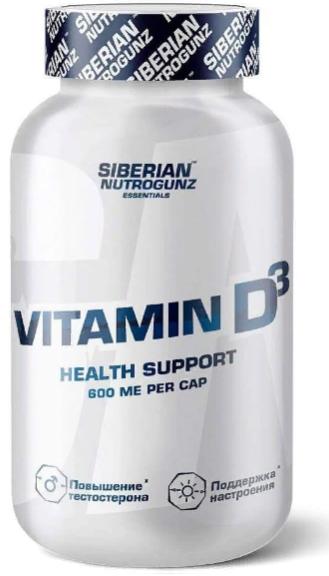Vitamin D3 Siberian Nutrogunz