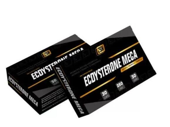 Mega Ecdysterone 250 mg 2SN