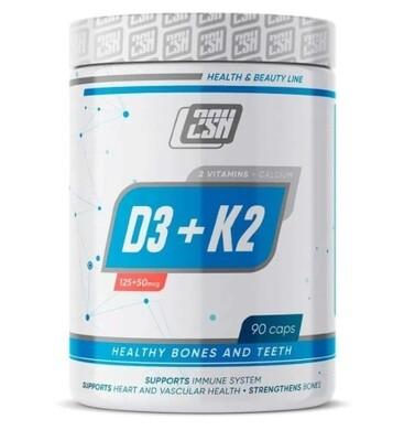 Vitamin D3 + K2 + Calcium 2SN