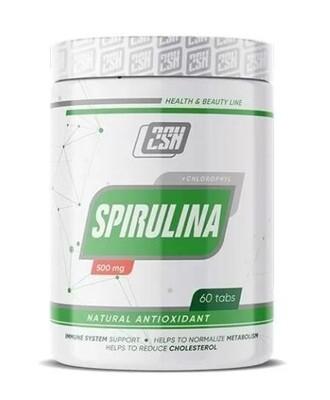 Spirulina 500 mg 2SN