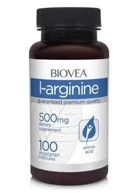L-Arginine 500mg BioVea