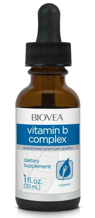 Vitamin B Complex Liquid Drops BioVea