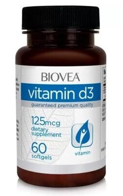 Vitamin D3 5000 IU BioVea