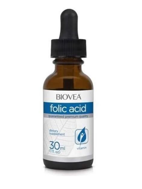 Folic Acid Liquid Drops BioVea