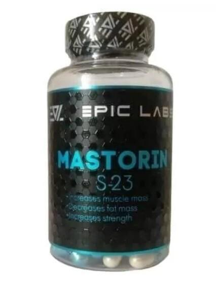 Mastorin S-23 Epic Labs