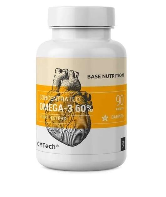 Omega-3 60% CMTech