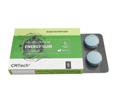 Energy Gum Caffeine 100 mg CMTech