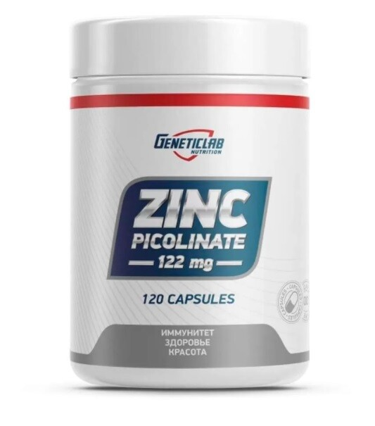 Zinc Picolinate GeneticLab