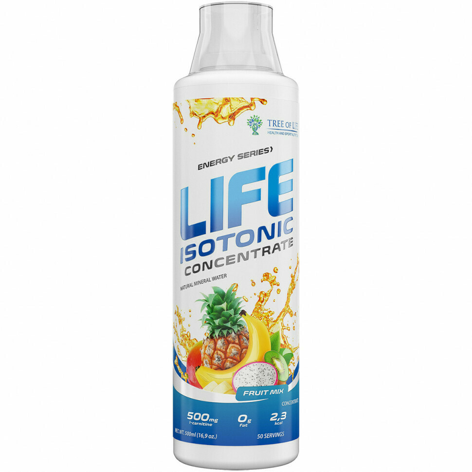Isotonic Concentrate Tree of Life