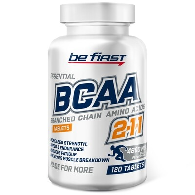 BCAA Tablets Be First
