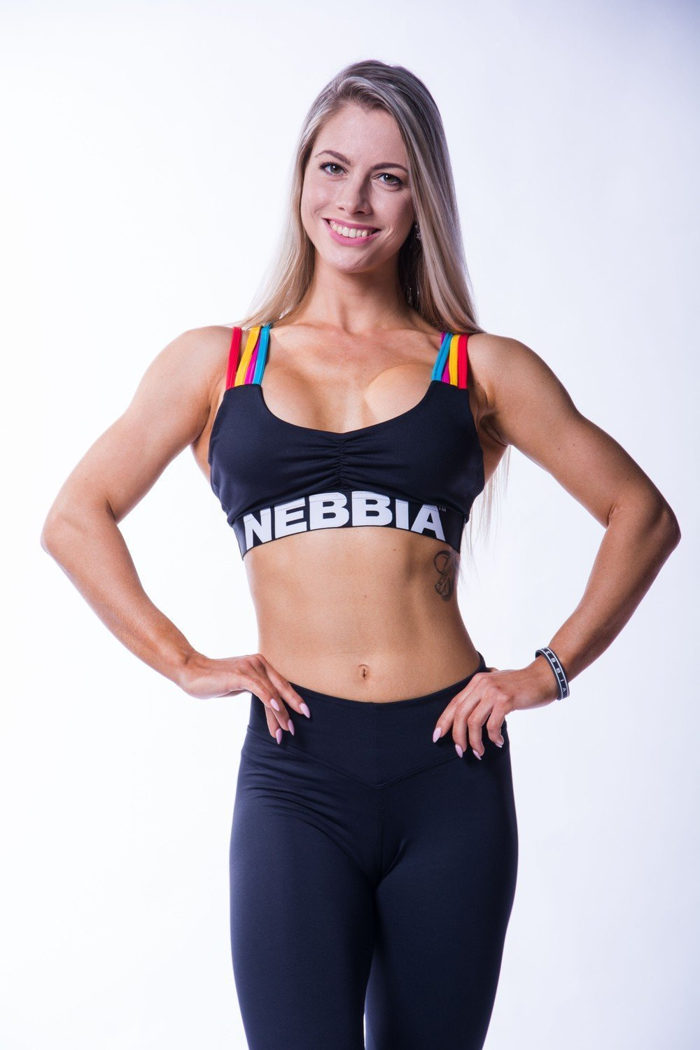 СПОРТИВНЫЙ ТОП RAINBOW MINI TOP 621