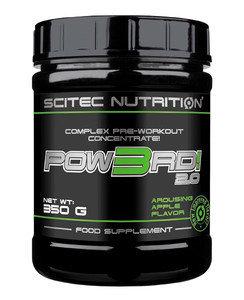 Pow3rd! Scitec Nutrition