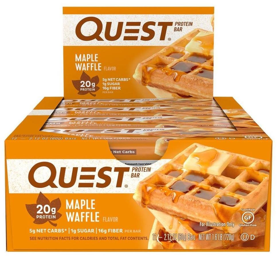 QuestBar Quest Nutrition