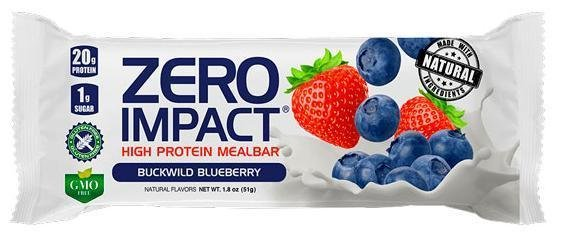 Zero Impact Meal Bar