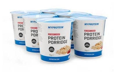 Protein Porridge MyProtein
