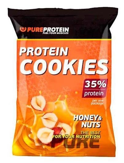 Protein Cookies 35% PureProtein