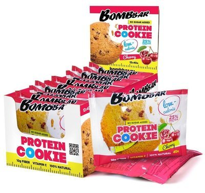 Low Calorie Protein Cookie BombBar