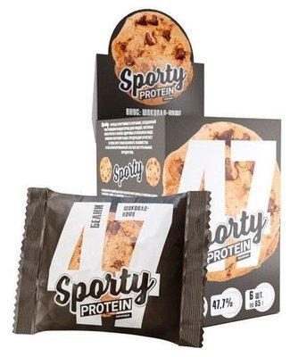 Protein Cookies Sporty