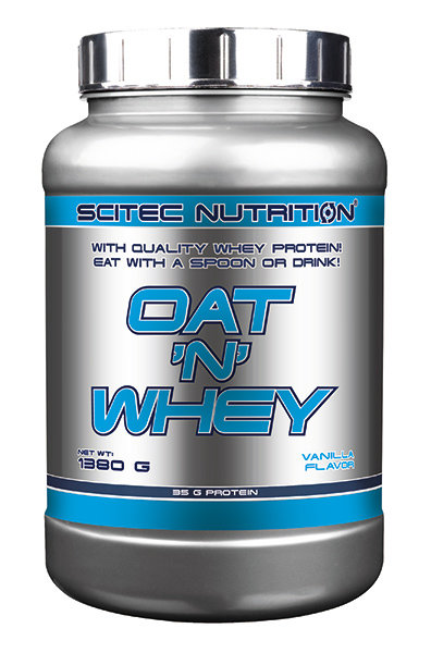 OAT N WHEY Scitec Nutrition
