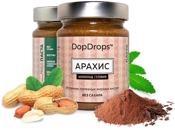 Арахис-Шоколад DopDrops