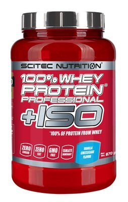 Whey Protein Professional + ISO Scitec Nutrition