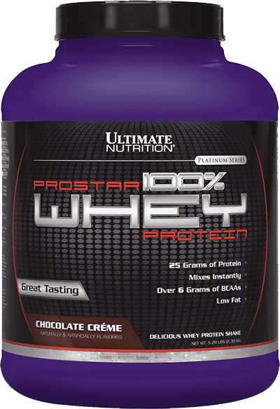 Prostar 100% Whey Protein Ultimate Nutrition