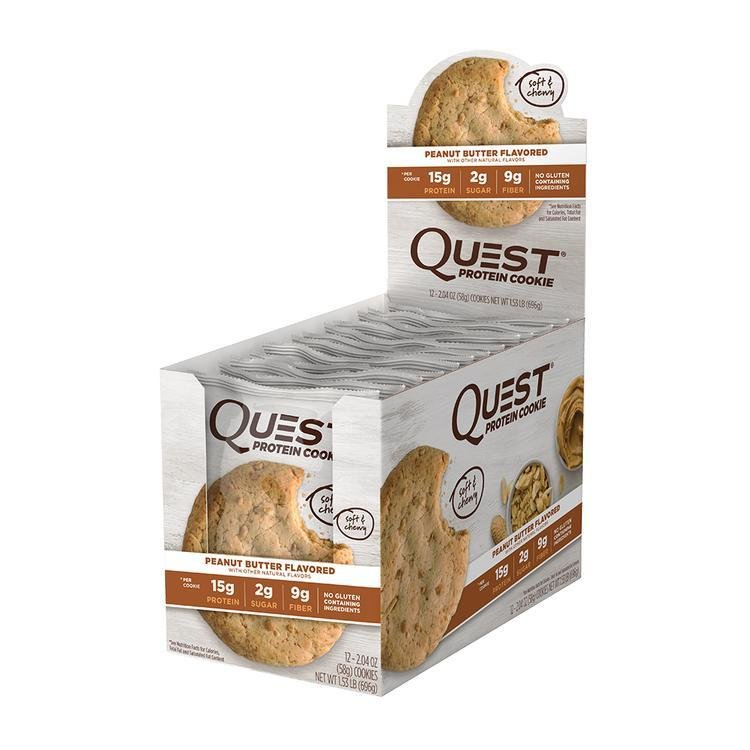 Protein Cookie Quest Nutrition