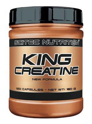 King Creatine Scitec Nutrition