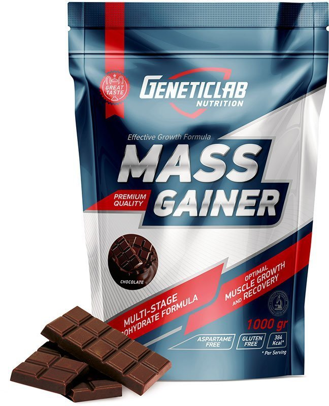 Mass Gainer GeneticLab
