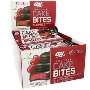 Protein Cake Bites Optimum Nutrition
